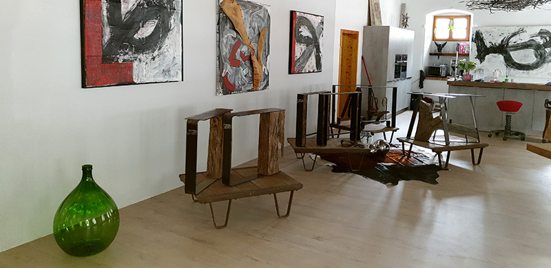 """Galerie """"Alte Fabrik an der Schwarzen Laber"""""""